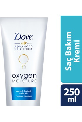 Dove Advanced Haır Serıes Saç Bakım Kremi Oxygen Moısture 250 ml