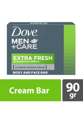 Dove Men Cream Bar Extra Fresh 90 gr