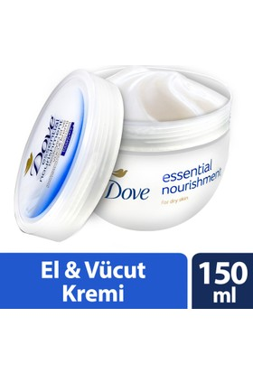 Dove Vücut Kremi Essentıal Nourıshment 150 ml