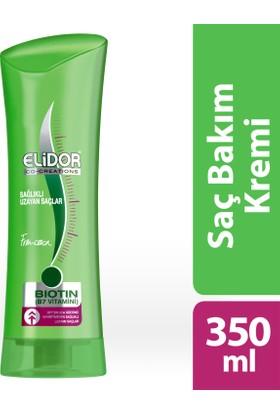 Elidor Saç Bakım Kremi Sağlıklı Uzayan Saçlar 350 ml