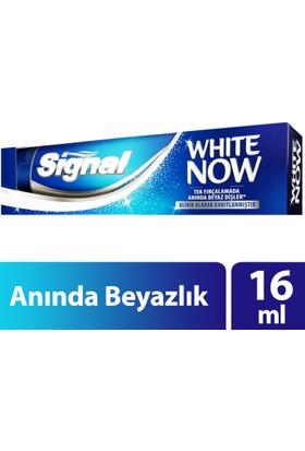Signal Diş Macunu Whıte Now Anında Beyazlık 16 ml