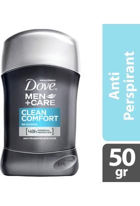 Dove Men Deodorant Stick Clean Comfort 50 gr