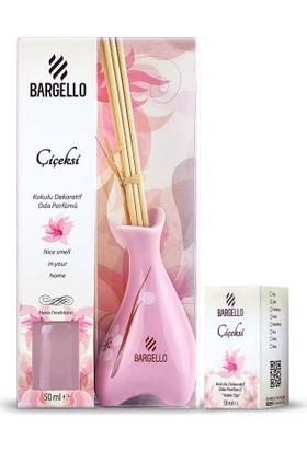 Bargello Seramik Dekoratif Oda Parfümü Çiçeksi