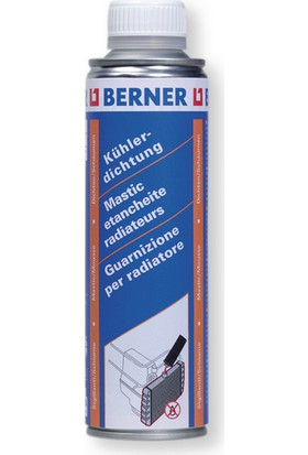 Berner Radyatör Tıkama 300 Ml Germany