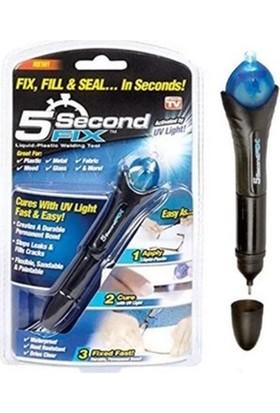 Fdm 5 Second Fix 5 Saniyede Uv Cam Metal Ahşap Plastik Yapıştırıcı