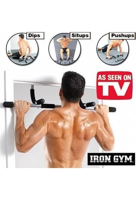 Fdm Iron Gym Çok Foksiyonlu Kapı Barfiksi
