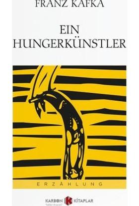 Ein Hungerkünstler: Almanca