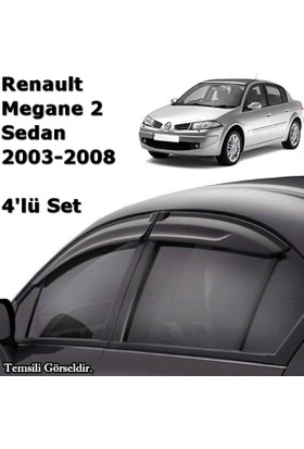 Kgn Cam Rüzgarlığı Mugen Renault Megane 2