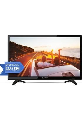 """Sunny 24"""" 61 Ekran Uydu Alıcılı Led Ekran (TRSNLED024118700)"""