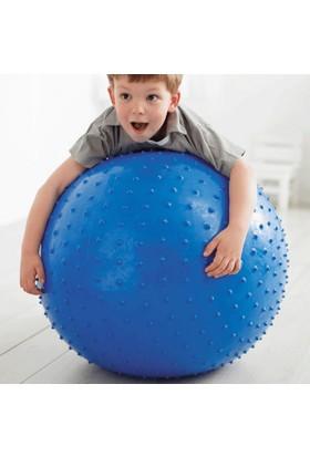 Tırtıklı Pilates Ve Rehabilitasyon Topu