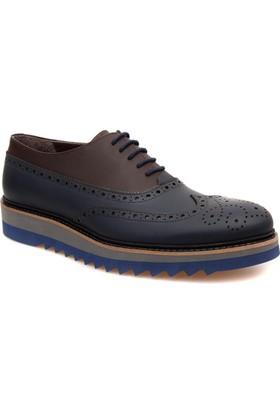 Molyer 5336 Lacivert Casual Erkek Ayakkabı