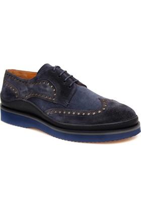 Molyer 6427 Lacivert Casual Erkek Ayakkabı