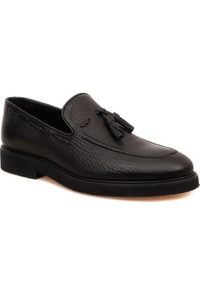 Molyer 5928 Siyah Casual Erkek Ayakkbı