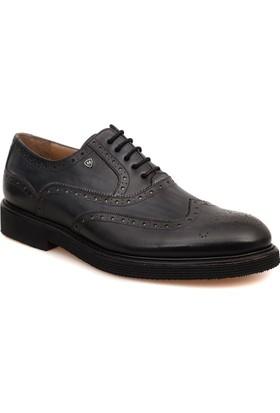 Molyer 1876 Gri Casual Erkek Ayakkabı