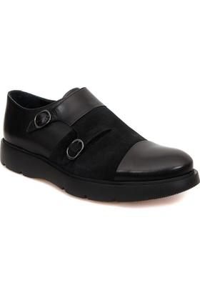 Molyer 6963 Siyah Casual Erkek Ayakkabı