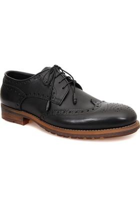 Molyer B-8224 Siyah Casual Erkek Ayakkabı