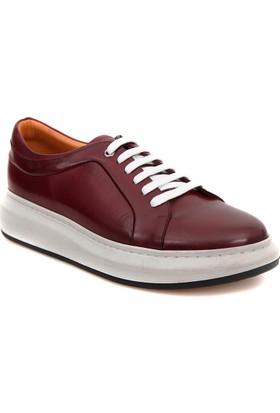 Molyer 6798 Bordo Sneaker Erkek Ayakkbı