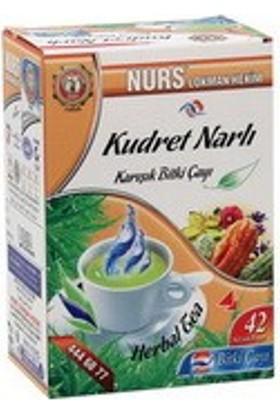 Nurs Lokman Hekim Kudret Narlı Karışımlı Bitki Çayı 42'Li
