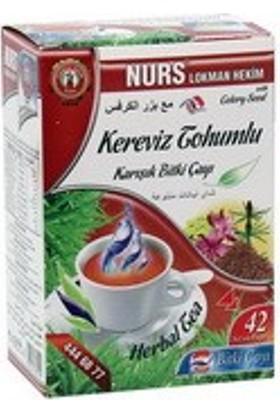 Nurs Lokman Hekim Kereviz Tohumlu Karışık Bitki Çay 42'Li