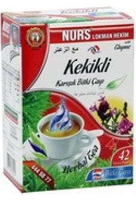 Nurs Lokman Hekim Kekikli Karışık Bitki Çayı 42'Li