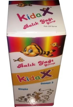 Nurs Lokman Hekim Kidax Balık Yağı 100Ml