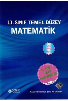 Sonuç Yayınları 11. Sınıf Temal Düzey Matematik Modüler Set