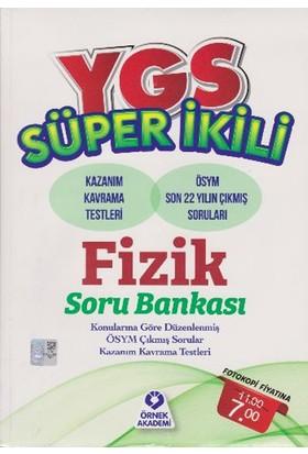 Ygs Süper İkili Fizik Soru Bankası Örnek Akademi Yayınları