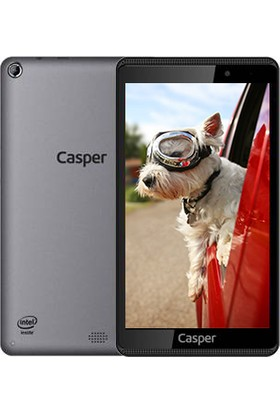 "Casper Via S7-G 16GB 7"" 3G IPS Tablet Gri"