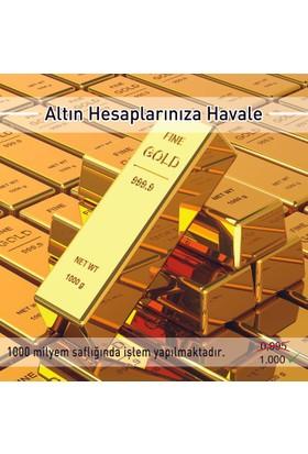 24 Ayar 50 gr Hesaba Has Altın Havale