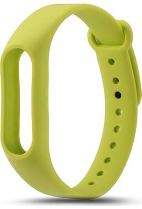 Xiaomi Mi Band 2 Akıllı Bileklik Kordonu Fıstık Yeşili