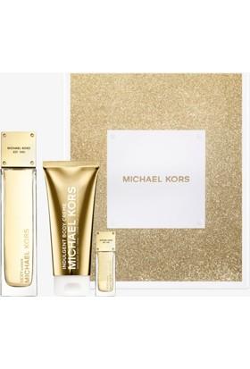 Michael Kors Sexy Amber Holiday EDP 100 ml Kadın Parfüm Seti