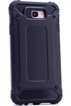 Case 4U Samsung Galaxy J5 Prime Kılıf Armor Ultra Korumalı Siyah