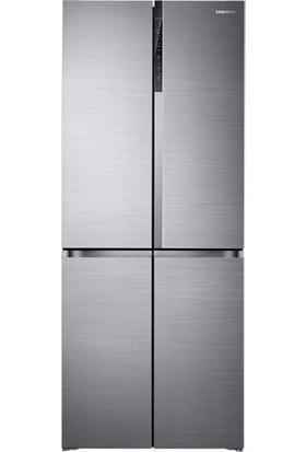 Samsung RF50K5920SL/TR A+ 540 lt No-Frost Buzdolabı