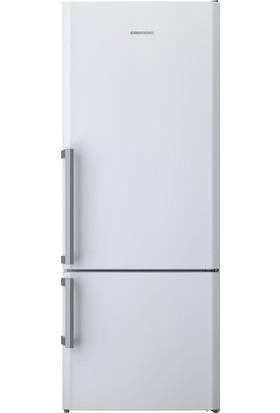 Grundig GKNE 5300 A+ 530 lt No-Frost Buzdolabı
