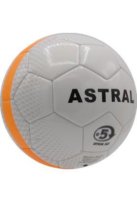 Delta Deluxe Astral Futbol Topu Turuncu