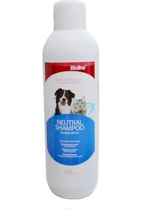 Bioline Kedi ve Köpek İçin Doğal Şampuan 1 Lt.