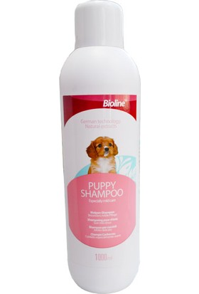 Bioline Yavru Köpek Şampuani 1 Lt.