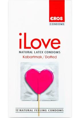 Eros İlove Kabartmali Prezervatif