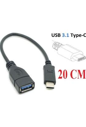 Alfais AL-4698 USB 3.1 TYPE-C to OTG Çevirici