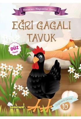 Maceracı Hayvanlar Serisi: Eğri Gagalı Tavuk