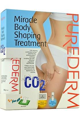 Purederm Miracle Body Shaping Treatment CO2 Seti- Selülit Giderici Kit