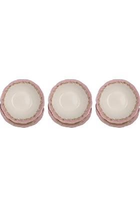 Setabianca Kase Vintage Pink 6'Lı