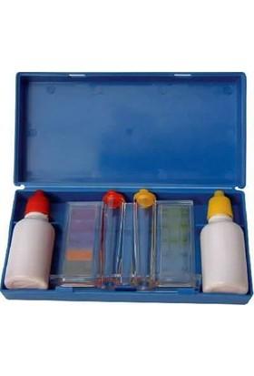 bestway Havuz Kimyasalı Test Kiti