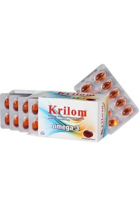 Krilom Omega-3 50 Yumuşak Kapsül