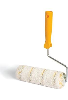 İzmir Fırça Lüx Plastik İç-Dış Cephe Rulosu 20 Cm