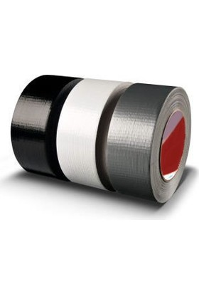 Mertsan Duct Tape Siyah 48 Mm x 40 Mt