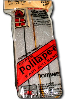 Politape-E Kapı Altı Bantı 90 Cm x 4,5 Cm x 2 Cm