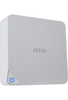 MSI CUBI 2-003XEU Intel Core i3 7100U 2.4GHz 4GB 128GB SSD Mini PC