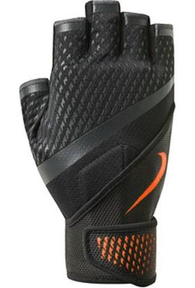 Nike Mens Destroyer Trainig Ağırlık Eldiveni Siyah Turuncu