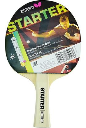 Butterfly 85003 Starter Ittf Onaylı Masa Tenisi Raketi